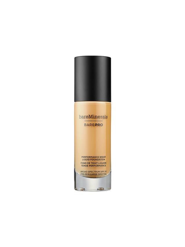 Best Foundation for Sensitive Skin BareMinerals BarePro Performance Wear Liquid Foundation