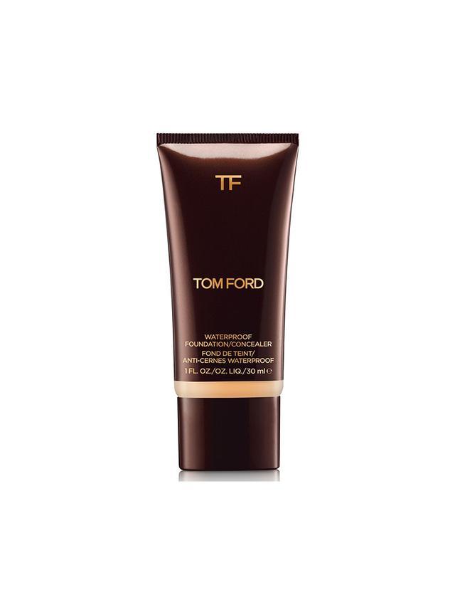 Best Concealer for Oily Skin Tom Ford Waterproof Foundation/Concealer