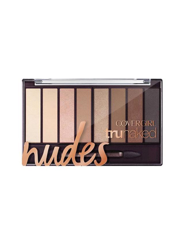 Best Eye Makeup CoverGirl TruNaked Nudes Palette