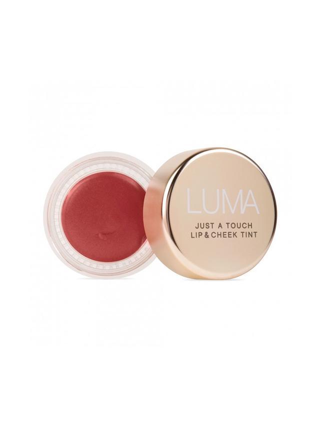 Best Blush for Dry Skin Luma Just a Touch Lip & Cheek Tint