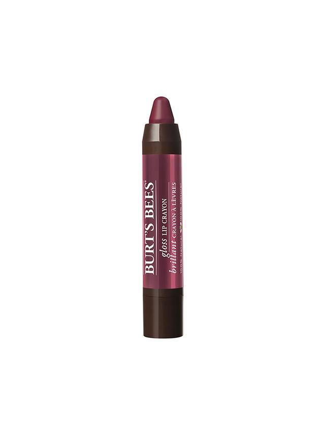 Best Lip Colour Burt's Bees Gloss Lip Crayon
