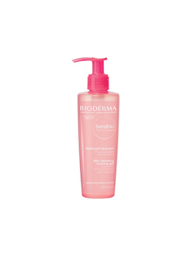 Best Cleanser for Sensitive Skin Bioderma Sensibio Mild Cleansing Foaming Gel