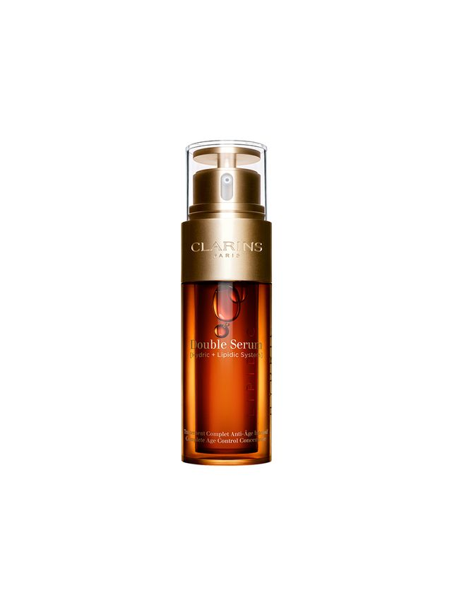 Best Serum for Oily Skin Clarins Double Serum