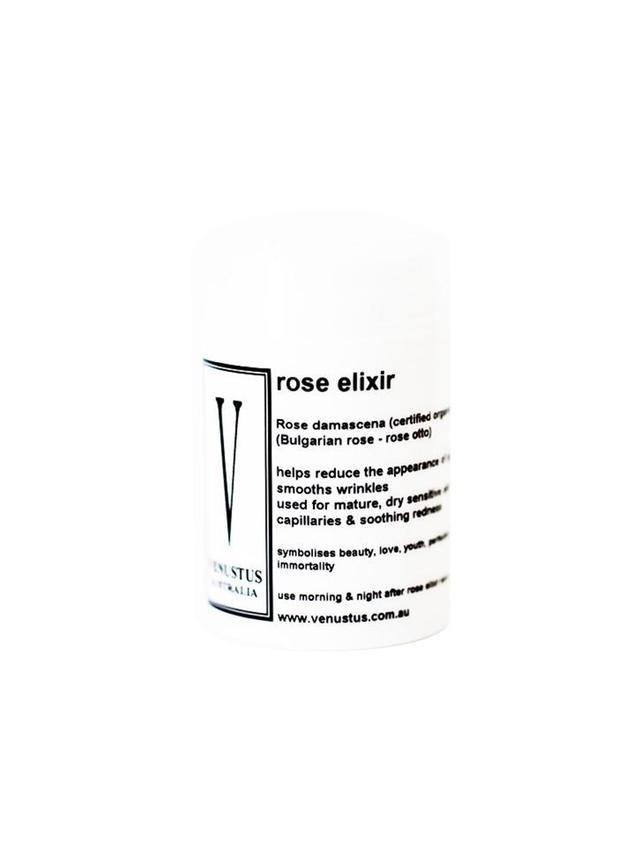 Best Moisturiser for Dry Skin Venustus Rose Elixir Facial Moisturiser