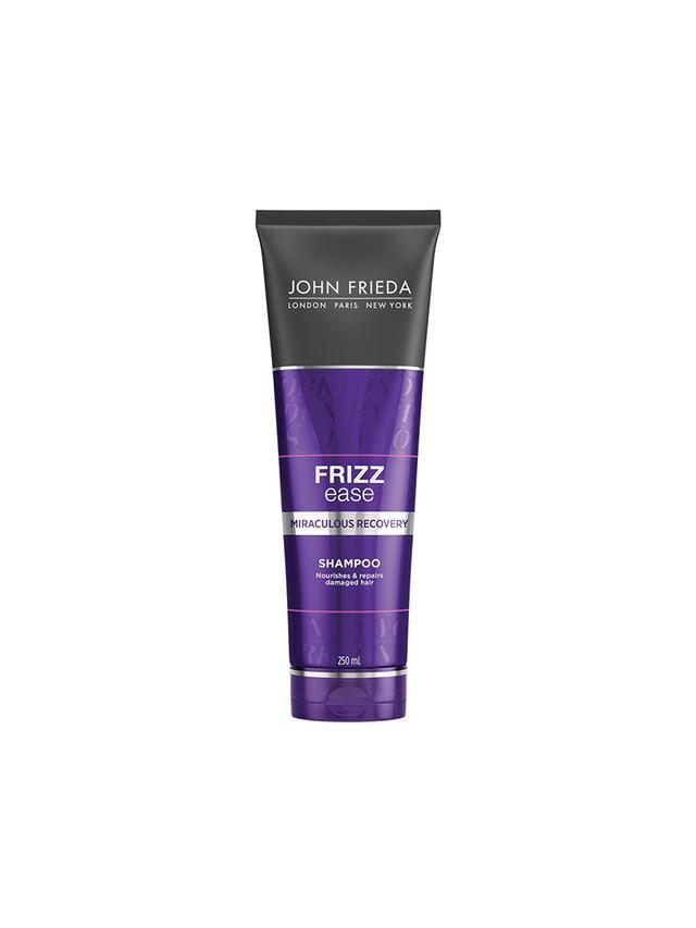 Best Shampoo for Coloured Hair John Frieda Frizz Ease