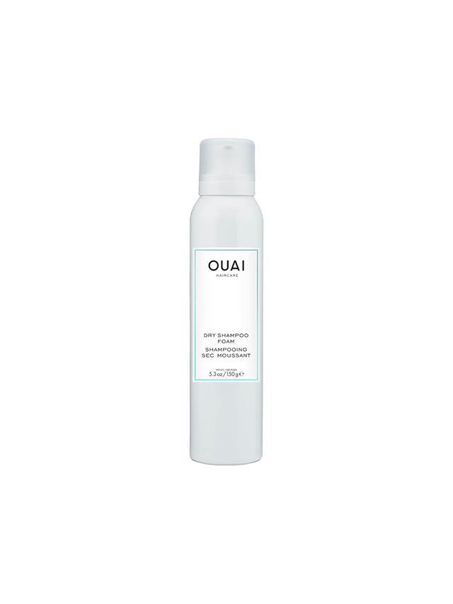 Best New Innovation Ouai Dry Shampoo Foam