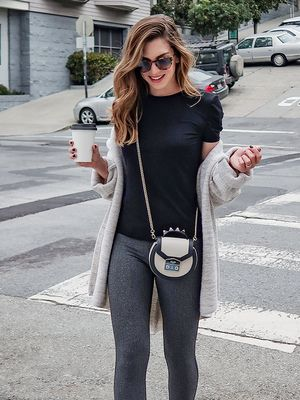 3 Reasons We're Wearing This Non-Denim Pant Style for Fall