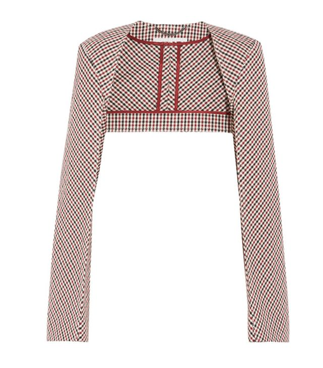 Stella McCartney cropped bolero