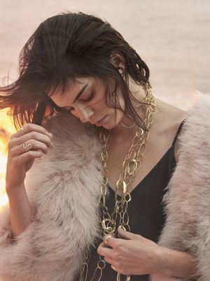 Yep, Kendall Jenner Took Selfies for This Brand's Campaign
