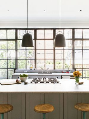 How to Lay Out Your Kitchen, No Matter How Small It Is