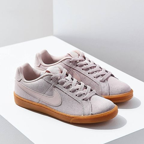 Court Royale Suede Sneakers