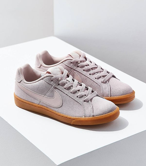 Nike Court Royale Suede Sneaker - Rose 5. at Urban Outfitters