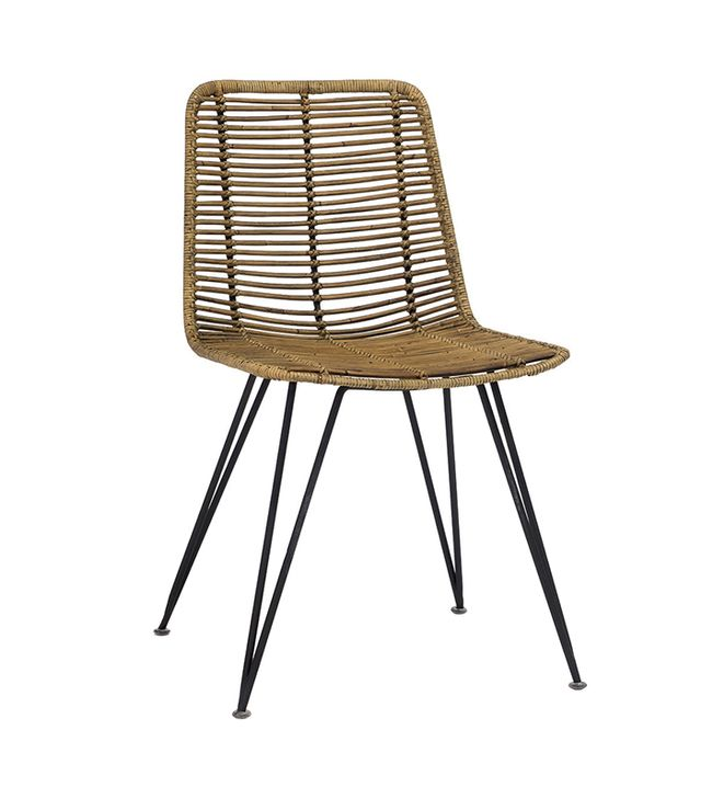 Palecek Hermosa Natural Side Chair