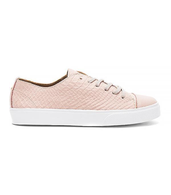 Atacama Fashion Sneaker in Blush. - size 8 (also in 6,7,9)