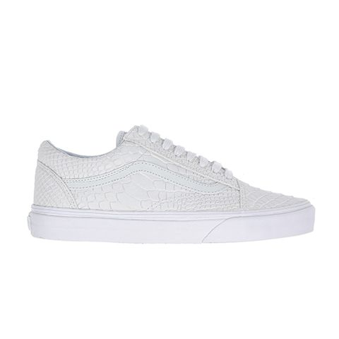U Old Skool DX Mono Python D Sneakers