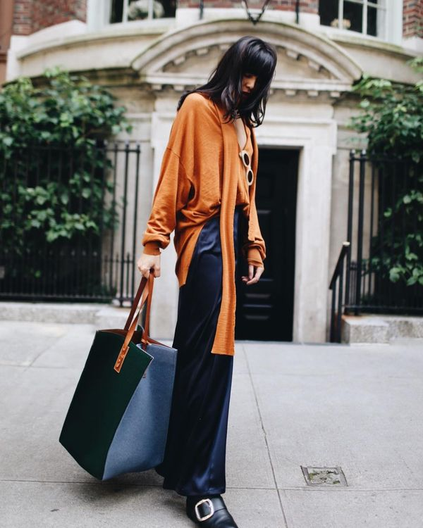 The Tote: The Polished Bag What It Means: For those of us constantly on the go, a fancy tote makes perfect sense for those work-to-drinks situations when you have to lug things around,...