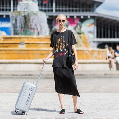 The Luggage Sets Every Fashion Girl Is Traveling With Right Now