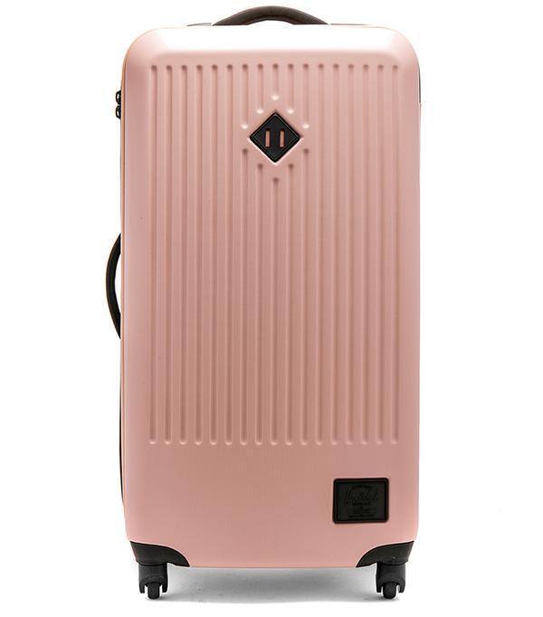 Trade Large Suitcase in Rose.