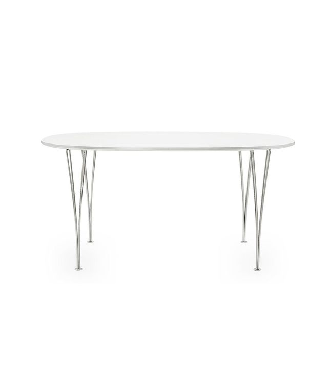 Fritz Hansen Super-Elliptical Table