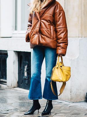 6 New Ways to Wear Kick-Flare Jeans