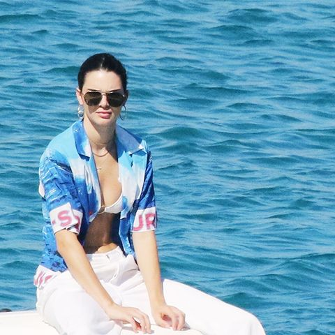 Kendall Jenner Just Wore the Bec and Bridge Dress We All Want