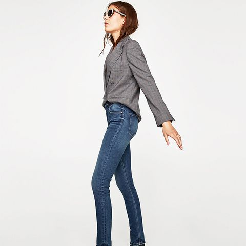 The High Waist Focus Jeans