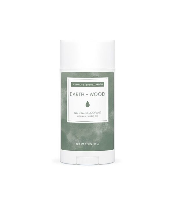 Schmidt's Natural Earth + Wood Natural Deodorant - organic deodorant