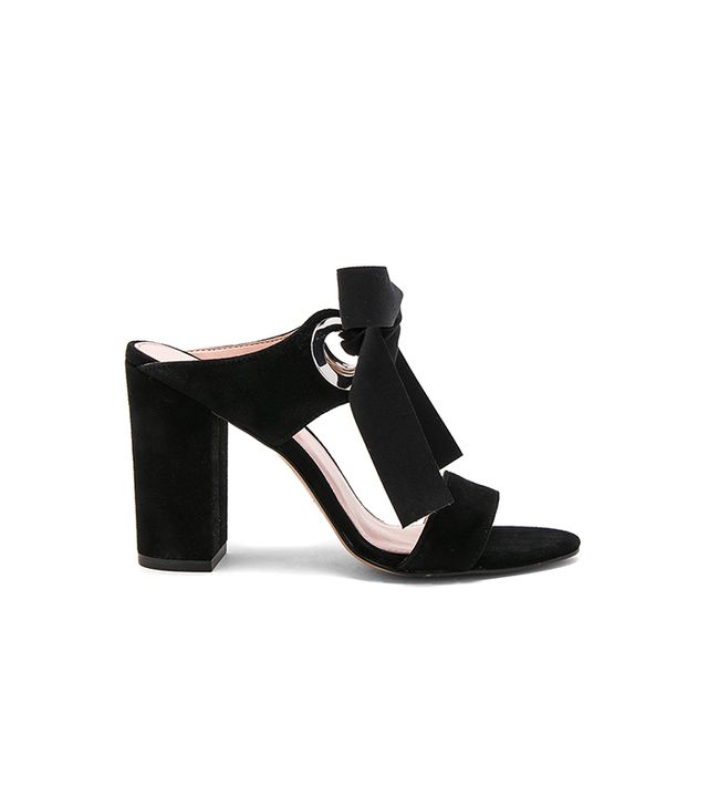 Megan Heel in Black. - size 8.5 (also in 9,9.5)