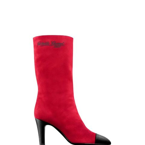 Gabrielle High Boots