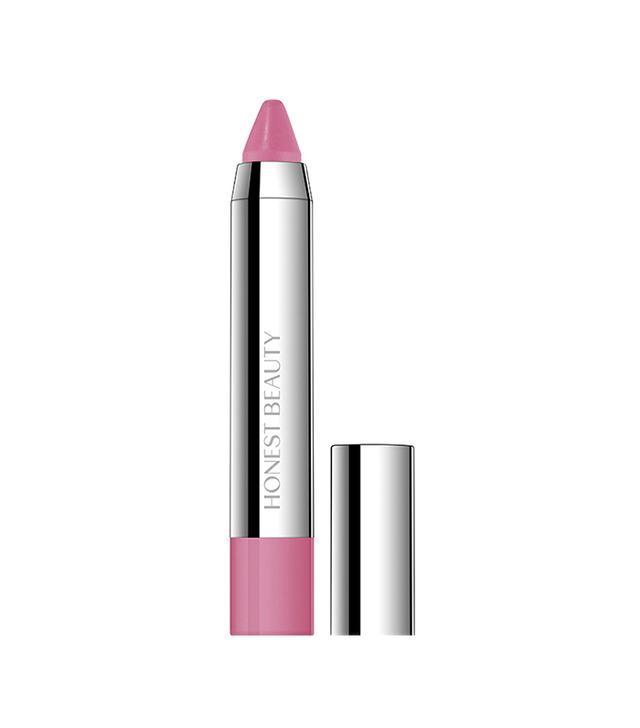 Honey Beauty Peony Kiss Lip Crayon - makeup artists drugstore lipsticks