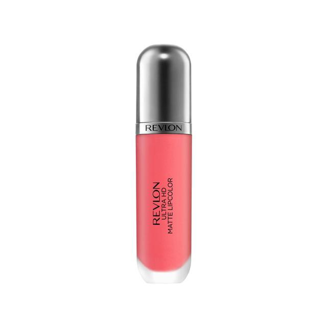 Revlon Ultra HD Matte Lipcolor - makeup artist drugstore lipstick
