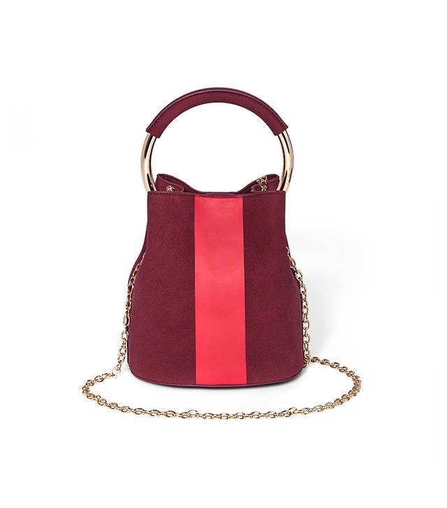 Who What Wear Mini Top Handle Handbag