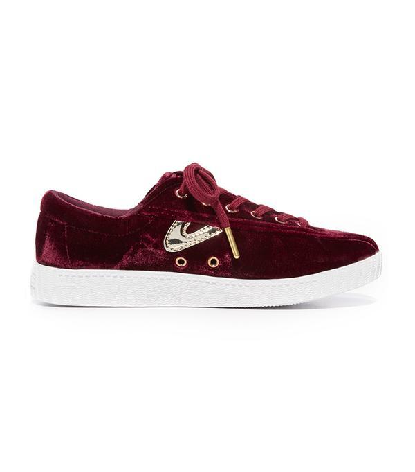 Nylite Plus Velvet Sneakers