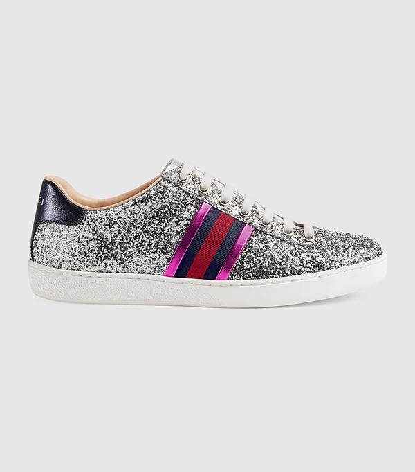 Ace glitter sneaker