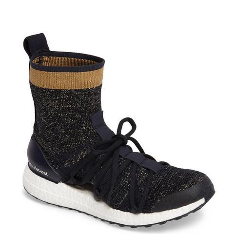 Ultraboost X Primeknit Mid Sneaker