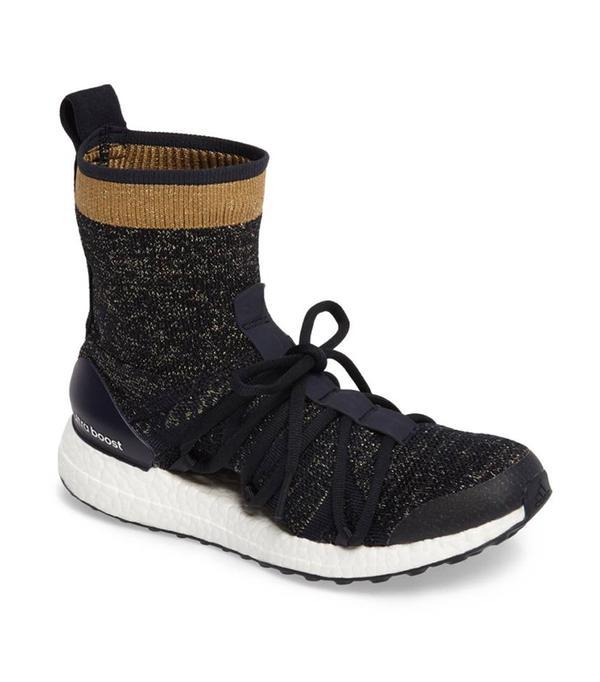 Women's Adidas By Stella Mccartney Ultraboost X Primeknit Mid Sneaker
