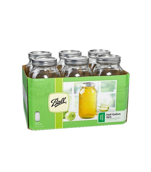 Ball Half-Gallon Jars