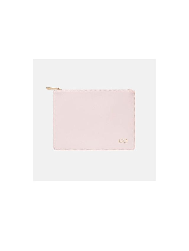The Daily Edited Blush Pouch