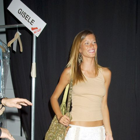 Here's What Fashion Week Looked Like in the Early 2000s