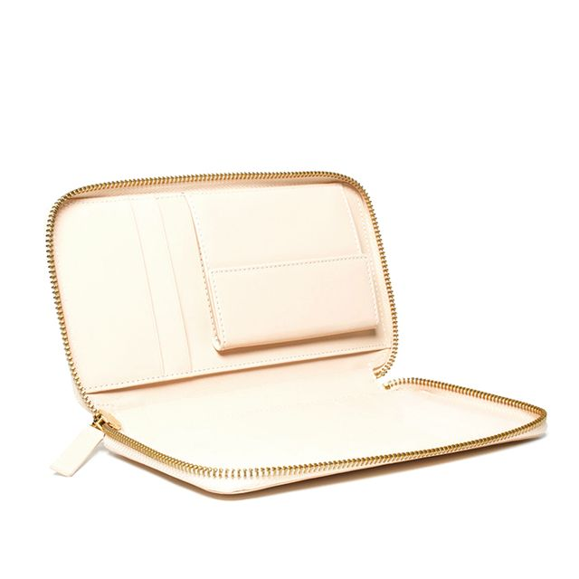 Women's Long Zip Wallet by Everlane in Natural