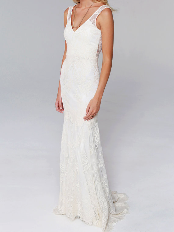 White Meadow Bridal Enchanted Wedding Dress