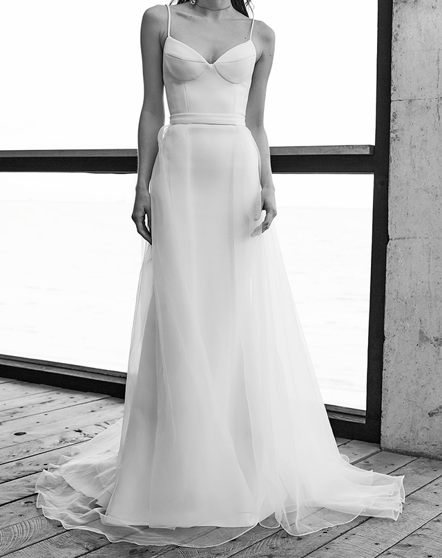 Chosen Eldridge Gown