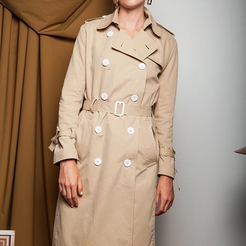 Ivy Trench Coat