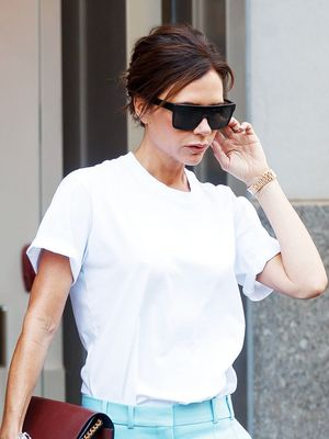Victoria Beckham Has Retired Her Skinny Jeans for These
