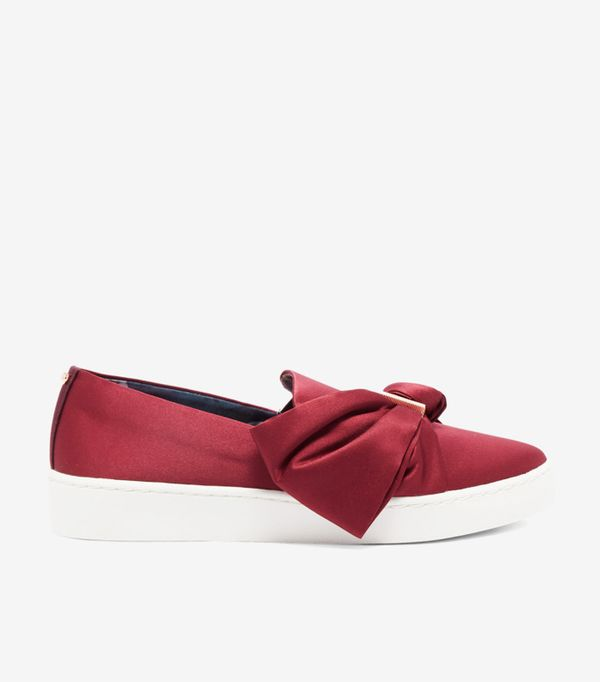 Deyor Bow Slip-On Sneaker