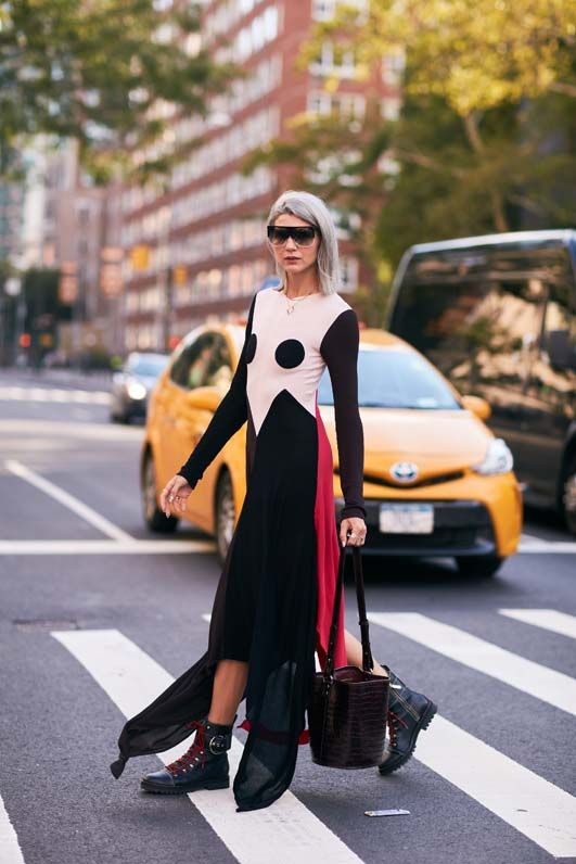 The Latest Street Style From New York Fashion Week Whowhatwear Uk
