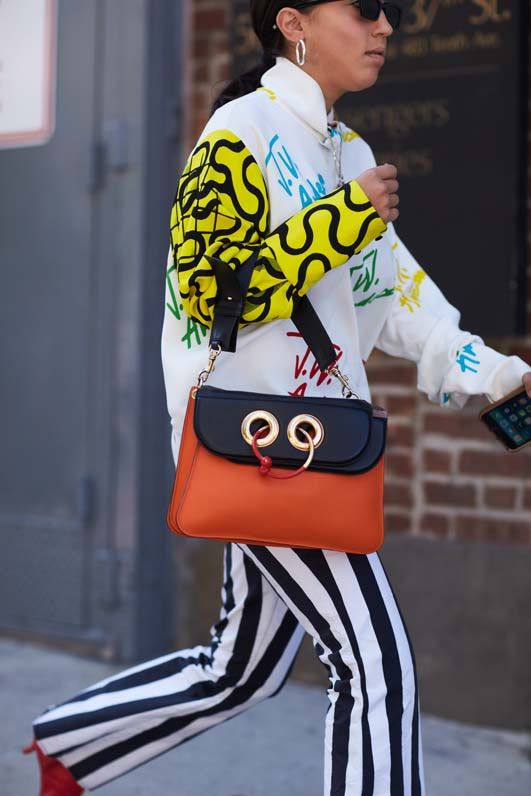 Street Style From New York Fashion Week