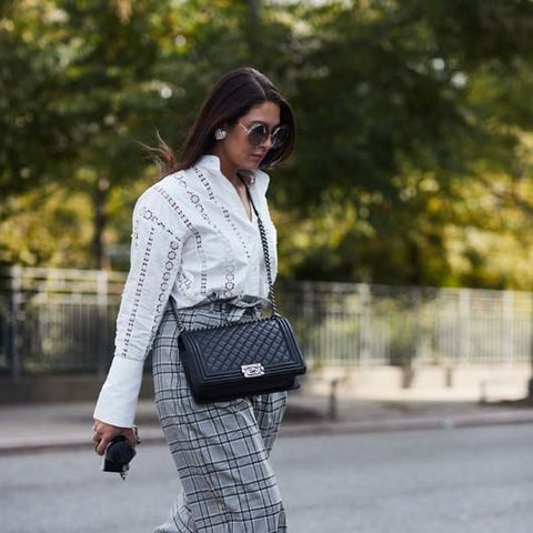 The Latest Street Style From New York Fashion Week