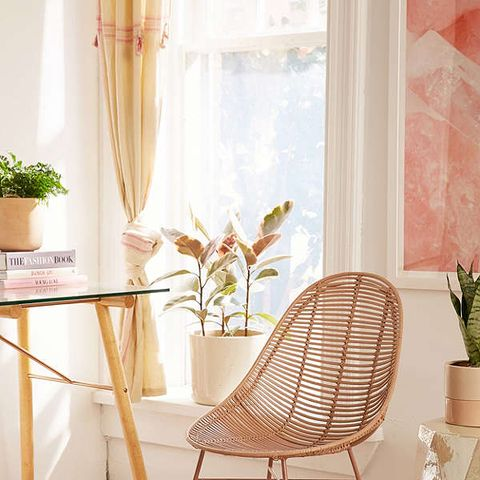 Haylee Mono Rattan Chair