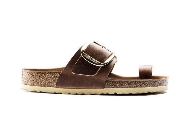 Birkenstock x Barneys Miramar Big Buckle Sandals